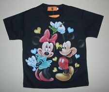 New MICKEY MOUSE Boys Summer Cotton Top/T-Shirt Size 1,2,3,4,5,6