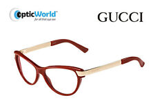 GUCCI - GG3652 Authentic Designer Spectacle Frame with Case (All Colours)