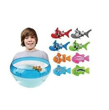 Kindred Electronic Water Activated Fish Battery Powered Shark Fish Kids Toy