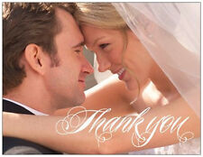Personalized WEDDING Baby GENERAL Thank You  YOUR PHOTO FLAT Cards & Env