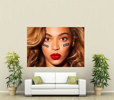 Beyonce Giant 1 Piece  Wall Art Poster M119