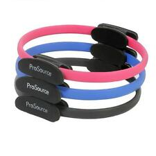 "New ProSource 14"" Pilates Magic Ring Circle for Yoga Fitness Workout Toning Abs"