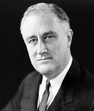 FRANKLIN D ROOSEVELT GLOSSY POSTER PICTURE PHOTO president fdr depression 1081