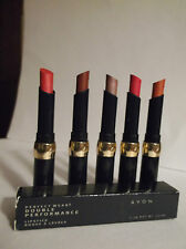 Avon Perfect Wear Double Performance Lipstick  You Pick the Shade