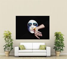 Lady Gaga Giant 1 Piece  Wall Art Poster M131