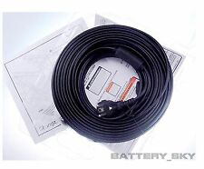 Anti-Frost Roof Gutter Pipe Heating Cable Heater Snow Freeze Protection 10m-25m