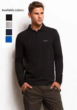 New Armani Exchange A|X Mens Slim/Muscle Fit Signature Eagle Polo Shirt