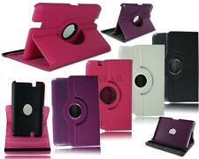 NEW STYLISH 360° ROTATING FLIP TABLET CASE COVER FOR AMAZON KINDLE FIRE HD 7