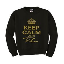 OVO Drake keep calm and take care ovoxo  weeknd sweatshirt crewneck xo