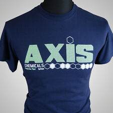 AXIS CHEMICALS T SHIRT BATMAN 1989 JOKER JACK NAPIER GRISHAM GOTHAM CITY DVD NEW