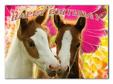 Birthday Card Personalised Any text name Special Best Wonderful daughter 7th 028