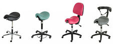 Bambach Saddle Seat Ergonomic Office Study Chair with or without back