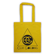 Ellie goulding shoulder tote bag, shopper different colours burn lights logo