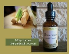 Horseradish, Herbal Extract Tincture, (Pain, Muscle Relaxant, )
