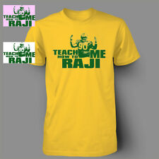 Teach Me How to BJ Raji Funny GREEN BAY PACKERS Mens T-Shirt