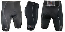 Funkier Men S203-C1 10 Panel Active Cycling Bicycle Shorts Sports Pants