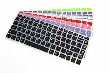 "Color Keyboard Skin Cover Protector For 13.3"" Lenovo Yoga 2 Pro"