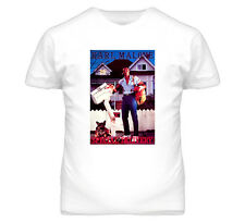 Retro 1980s The Mail Man Karl Malone Special Delivery T Shirt