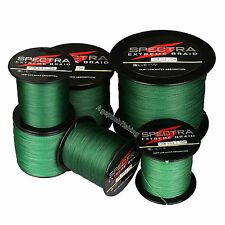 100M-1000M Moss GreenAgepoch SuperStrong Dyneema Spectra Braid Sea Fishing Line