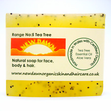 ACNE / BLACKHEADS REMOVAL SOAP~Organic Remedies for Boils Whiteheads Pimples