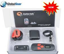 Aetertek 211-350W 400 Yard Small Dog (3 ~ 12 lbs)Training Anti Bark Collar