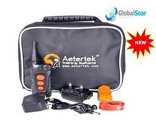 Aetertek AT-218 600 Yard Dog Training auto Anti Bark & Waterproof Collar