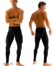 Warm Mens Fleece Lined Thermal Footless Tights Mantyhouse Long Johns Underwear