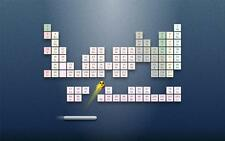 PERIODIC TABLE BRICK BREAKER GLOSSY POSTER PICTURE PHOTO funny elements new 1091