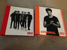 ONE DIRECTION 1D OFFICE DEPOT TOGETHER AGAINST BULLYING 1 IN BINDERS HARRY ZAYN