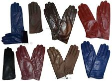 Leather Gloves, Women's winter Dress Gloves, War, stylish New Leather gloves NWT