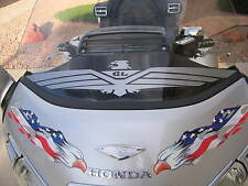 Honda Goldwing Windshield Decal