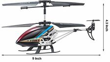 3.5 Channel RC Helicopter Plane 2 Speed 9 Inch Built-in Gyro Remote Control Toy