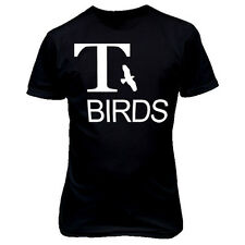 9053 T-BIRDS T-SHIRT inspired by GREASE John Travolta tbirds Retro Vintage movie