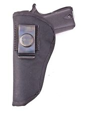 Colt 1911 .45   Small of Back SOB IWB Conceal Nylon Holster. MADE IN USA