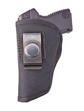 Rock Island 1911 Compact   Small of Back SOB IWB Conceal Holster. Made in USA