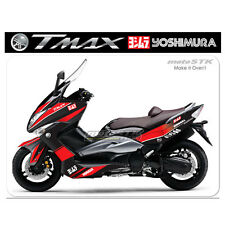 Motorcycle CUSTOM DIY DECAL FOR YAMAHA T-MAX STICKER DRESS UP