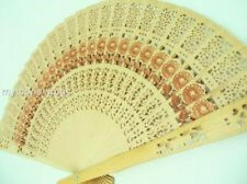 1/6/24+ Wholesale Lot Chinese Wedding Shower Favor Party Folding Hand Wood Fan