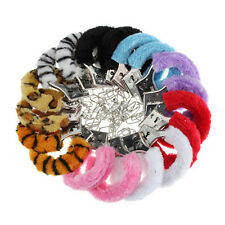 Furry Fuzzy Soft Metal Sexy Handcuffs Adult Hen Night Party Game Novelty Gift