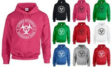 Zombie Outbreak Response Team, Resident Evil inspired Adults Printed Hoodie
