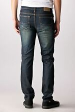 Skinny jeans for Men ,Dark Tinted Sandy Made in USA of the highest quality