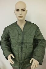 NEW COLD WEATHER M65 FIELD JACKET COAT LINER SIZES - M & XL US MILITARY