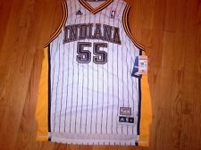 Roy Hibbert #55 Indiana Pacers Adidas Hardwood Classic Swingman Youth NBA Jersey