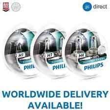 Philips Xtreme Vision Headlight Bulbs H1 H4 H7 Fittings Available Here!