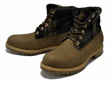 Timberland Men's Roll Top Boots Brown Earthkeepers 6927R Gum Bottom Sole