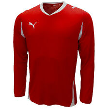 PUMA POWERCAT YOUTH/ADULT FOOTBALL 8X SHIRTS  5,6,7 A SIDE, FREE NAME & NUMBER