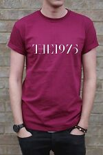 The 1975 Maroon T-Shirt indy Rock music Sex Girls Facedown Unisex Tshirt L533
