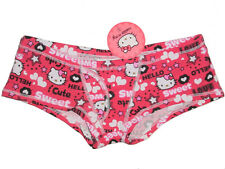 NWT SANRIO HELLO KITTY SWEET LOVE RED BOYSHORT PANTY UNDERWEAR GIFTS S, M