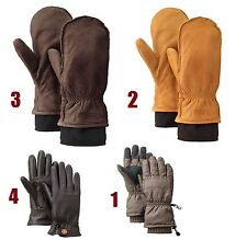 Timberland Men's Women's Glove / Mitten Leather/Fleece Waterproof / Touchscreen