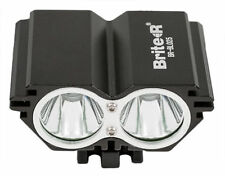 Brite-R 2x CREE XML T6 LED Front Bicycle Bike Rechargeable Light Torch/Headlight