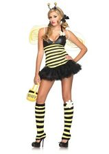Daisy Bee Adult Womens Costume Bubblebee Honey Bee Outfit